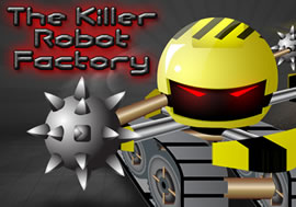 The Killer Robot Factory